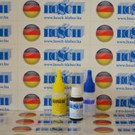 1 készlet HOSCH-KLEBER IPARI RAGASZTÓ ÉS GRANULÁTUM 40 grammos ragasztókészlet 15 ml ajándék felület kezelővel