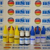 4 készlet HOSCH-KLEBER IPARI RAGASZTÓ ÉS GRANULÁTUM 40 grammos ragasztókészlet 15 ml ajándék felület kezelővel