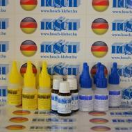 5 készlet HOSCH-KLEBER IPARI RAGASZTÓ ÉS GRANULÁTUM 40 grammos ragasztókészlet 15 ml ajándék felület kezelővel