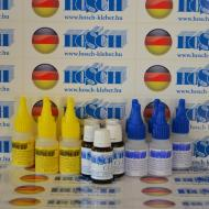 5 sets (40 gram) HOSCH-KLEBER INDUSTRIAL ADHESIVE AND GRANULES with 15 ml surface cleaner for free