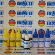 3 készlet HOSCH-KLEBER IPARI RAGASZTÓ ÉS GRANULÁTUM 40 grammos ragasztókészlet 15 ml ajándék felület kezelővel